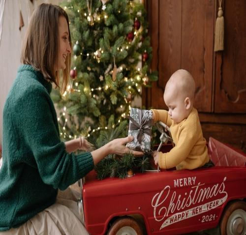 Regalos Suavinex para bebés en Navidad