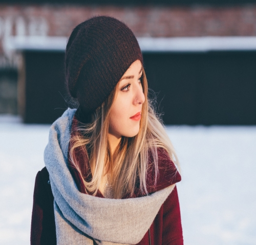 Cuida tu garganta frente al frío