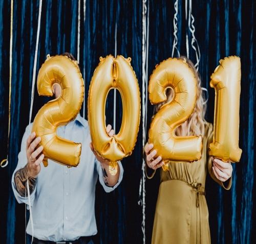 Propósitos saludables para el año 2021